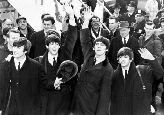 beatles-Arrive-NY